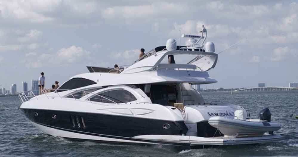 test name boat rentals Florida BRADENTON Florida  Sunseeker Sunseeker 28 Metre Yacht 2006 72