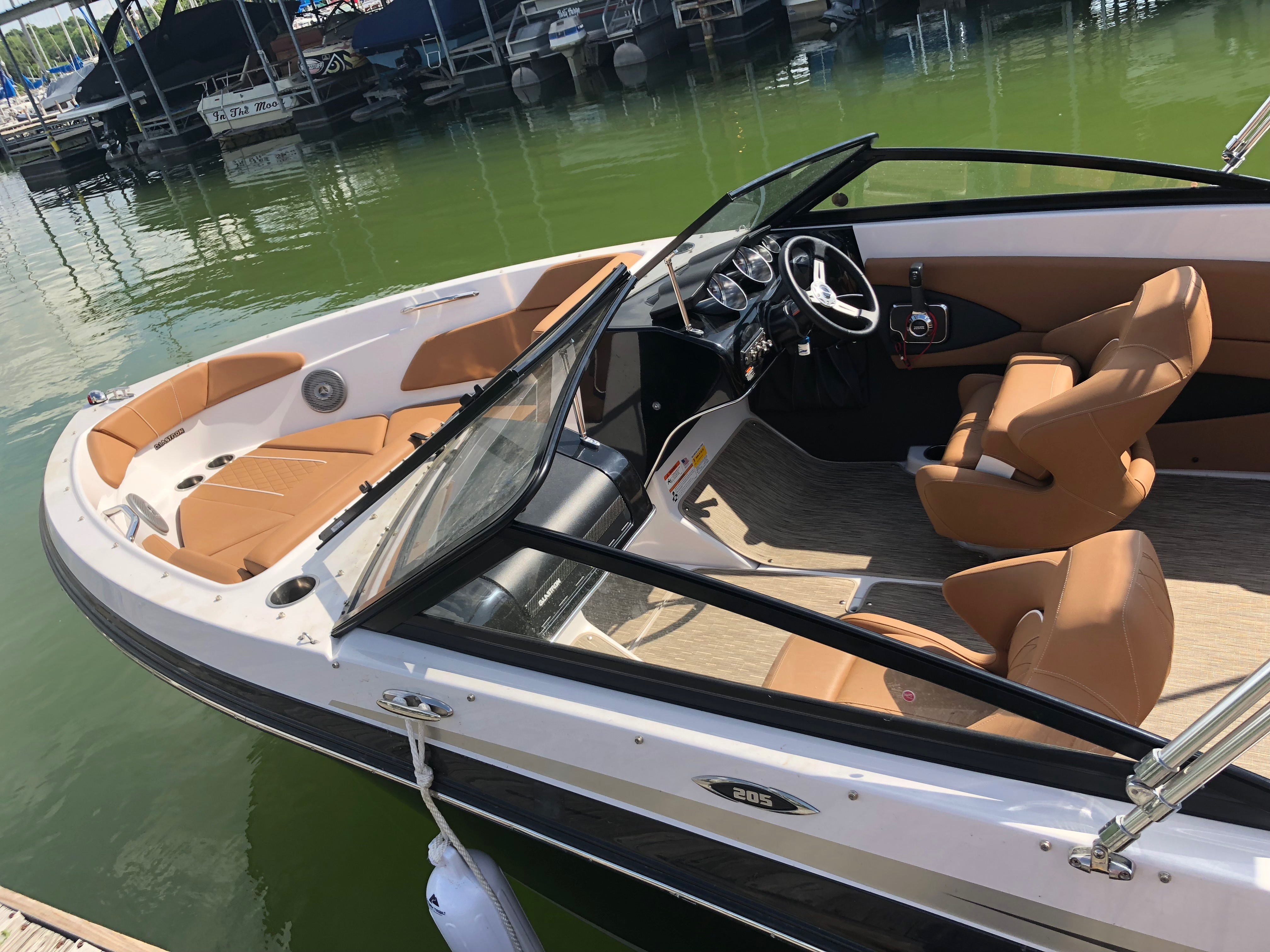 boat rentals Texas FORT WORTH Texas  Glastron GT 205 2018 21