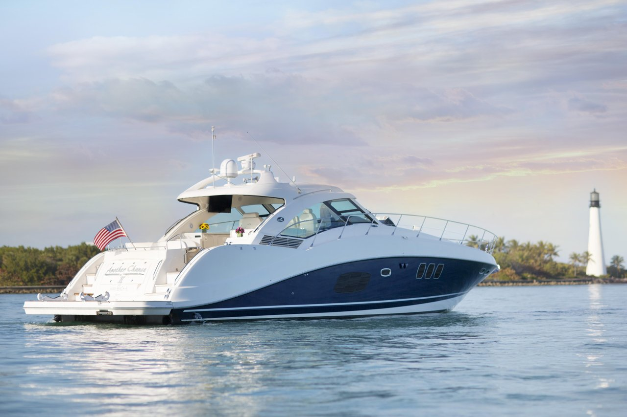 boat rentals Texas FORT WORTH Texas  Charter 60ft Sea Ray Sundancer Sea Ray Sundancer 2008 60