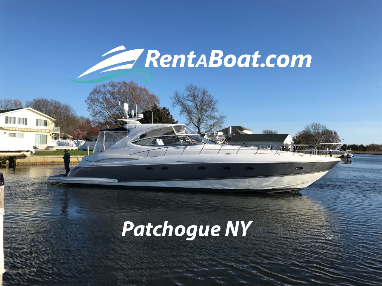 boat rentals New York PATCHOGUE New York  Cruisers 560 2008 56