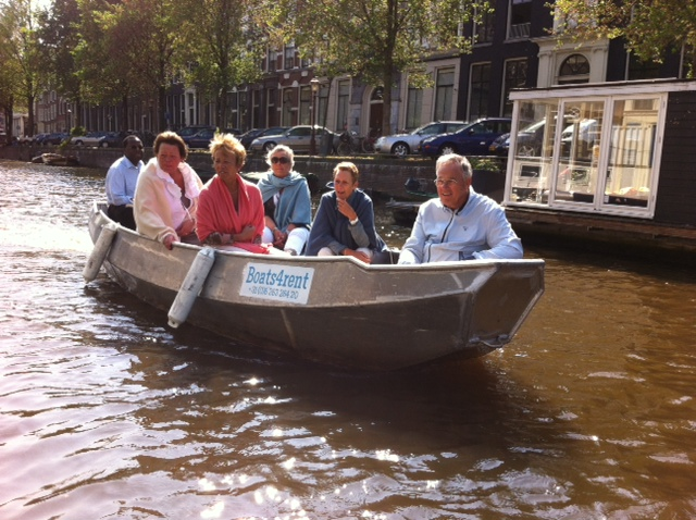 Boats4rent Boat Hire Amsterdam