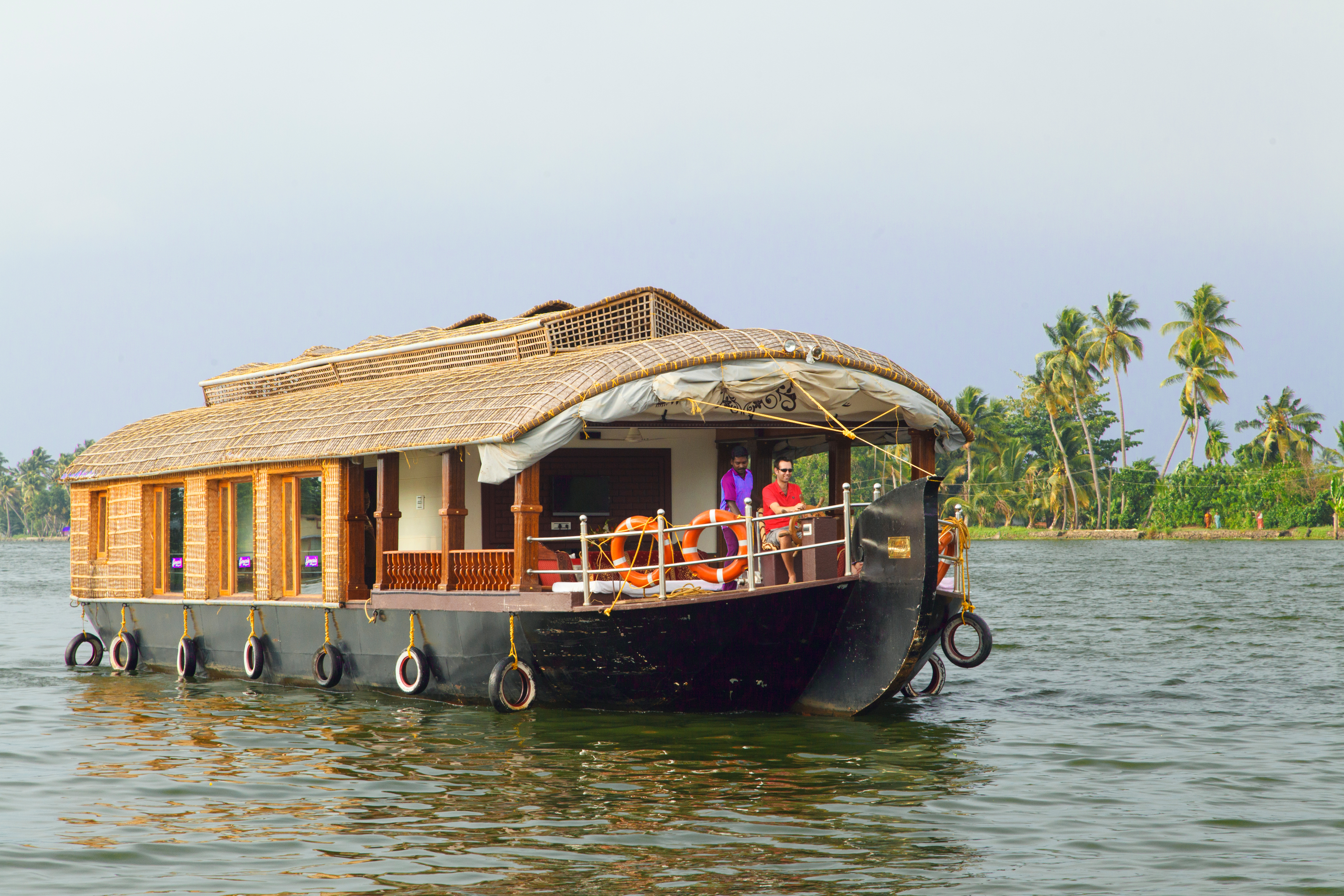 The best Houseboat service in Alleppey (Alappuzha), Kerala boat rentals Kerala Alleppey (Alappuzha) Kerala