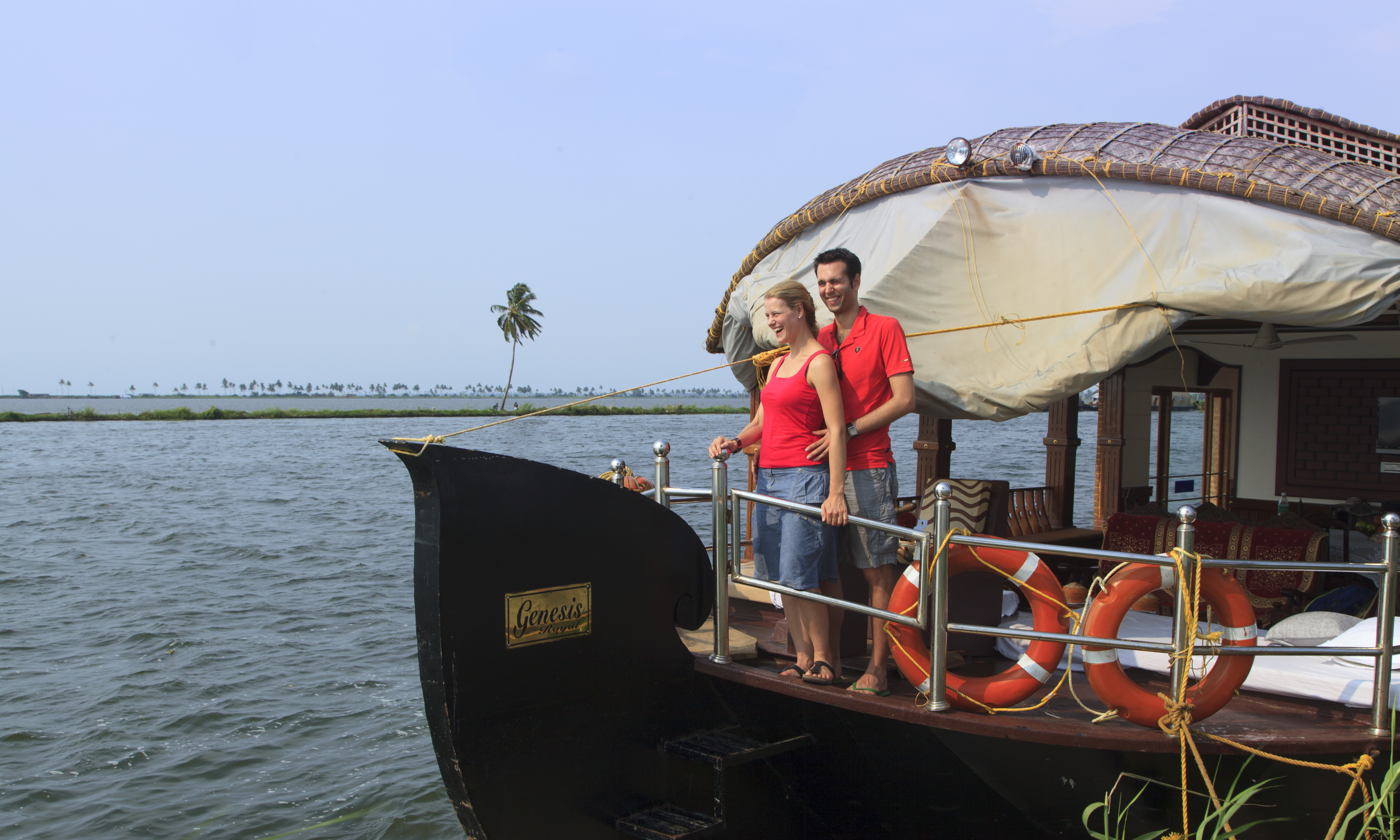 Eco-friendly – Houseboats in Alleppey boat rentals Kerala Alleppey (Alappuzha) Kerala