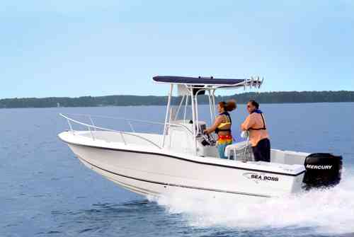 boat rentals Florida VERO BEACH Florida  Sea Boss Center Console  21