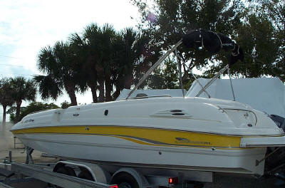 boat rentals Florida Fort Lauderdale Florida Atlantic Ocean/Intracoastal waterways South Florida Chapperell 25 Deck 0 25 Feet