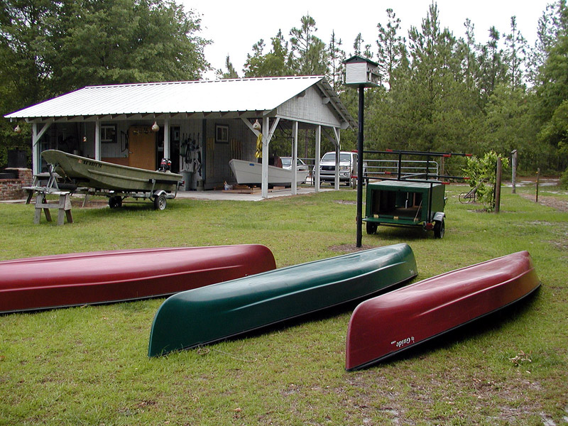 Rental Canoes